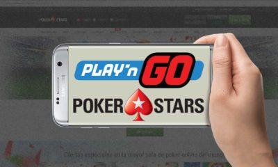 Playn GO firma acuerdo con Casino Pokerstars