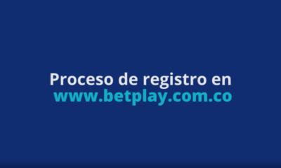 Registrarse en Betplay